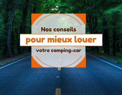 Astuces pour mieux louer votre camping-car
