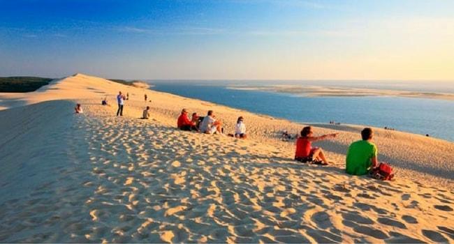 Dune du Pilat camping-car