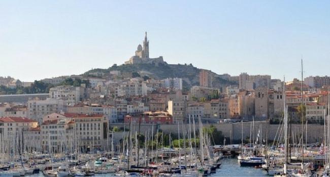 Marseille en camping-car