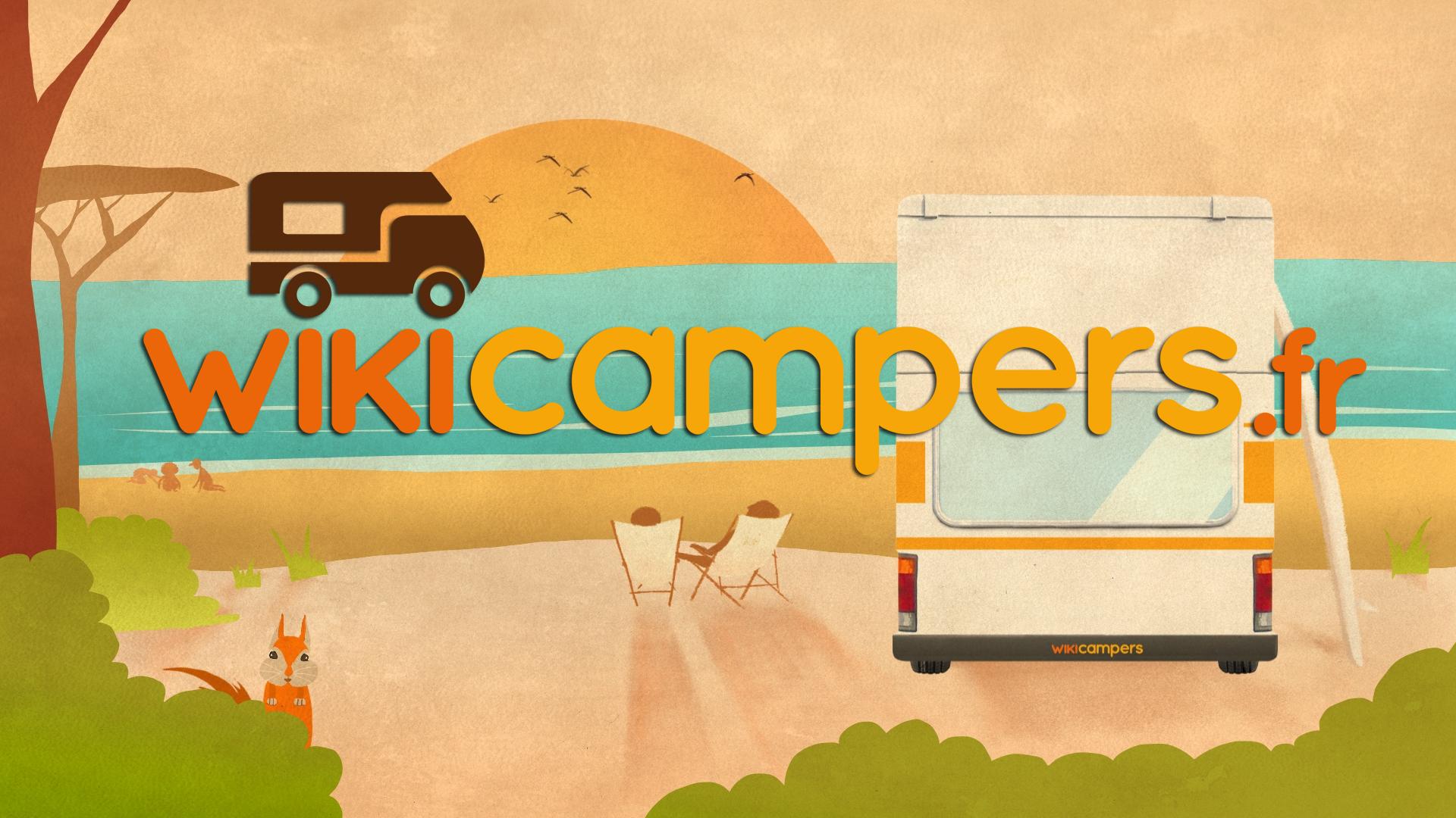 Découvrez Wikicampers en vidéo