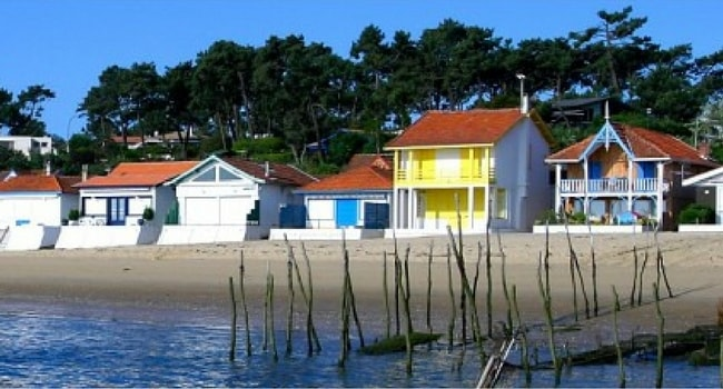 cap ferret camping-car