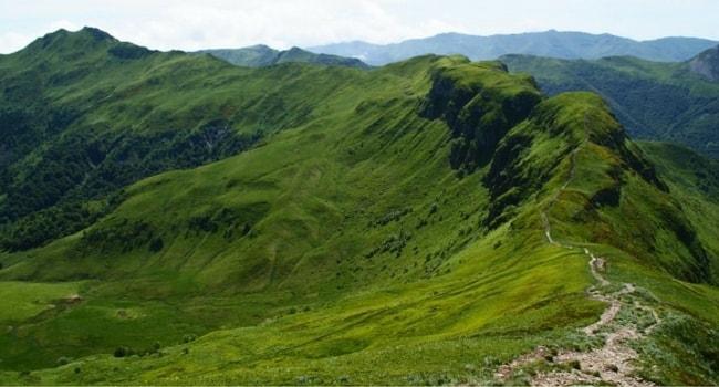 Parc naturel d'Auvergne