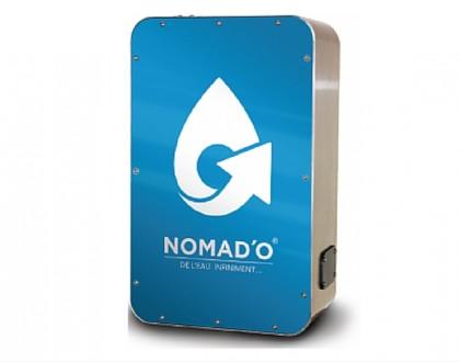 Recycler ses eaux usées avec Nomad'O