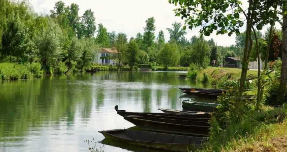 Le Poitou Charentes en camping-car