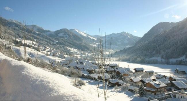 Haute Savoie en camping-car