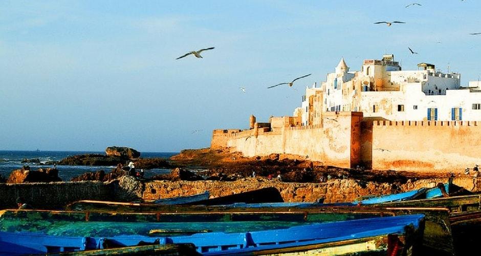 côtes Marocaines en camping-car