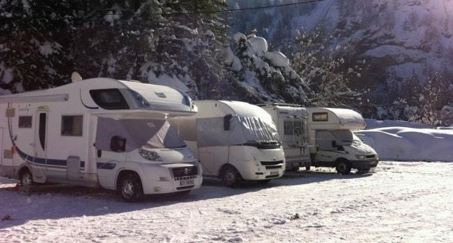 Bien préparer ses vacances au ski en camping-car_Destination