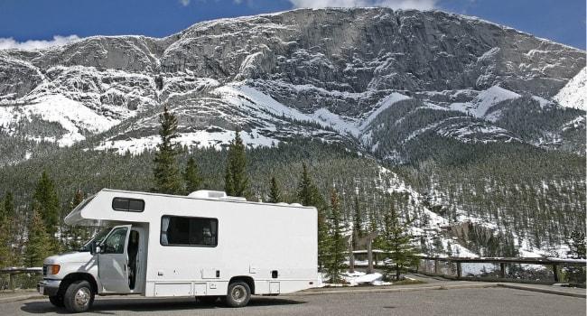 Bien préparer ses vacances au ski en camping-car_Météo
