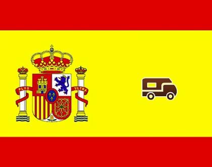 Réglementation routière en Espagne camping-car