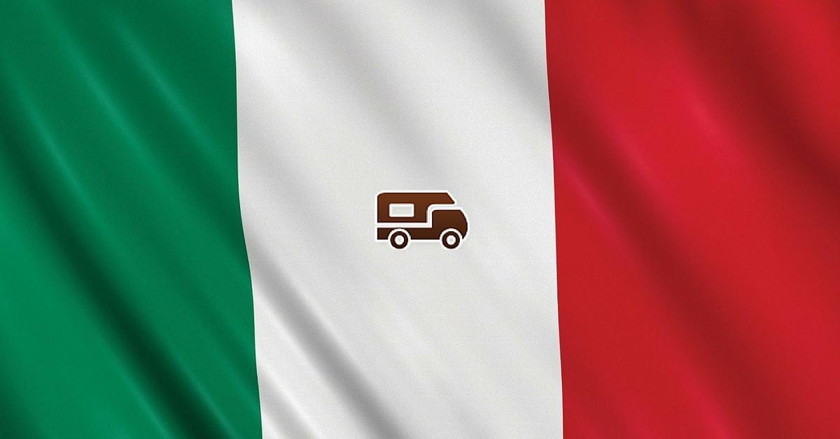 Réglementation routière en Italie camping-car