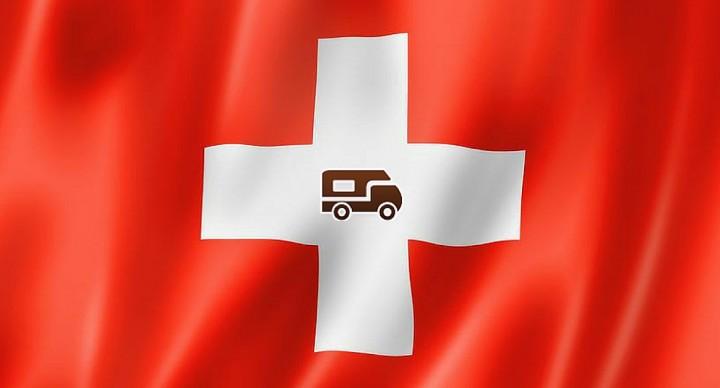 Réglementation routière en suisse camping-car