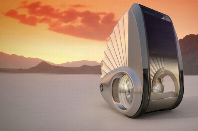Ecco Camper Concept car