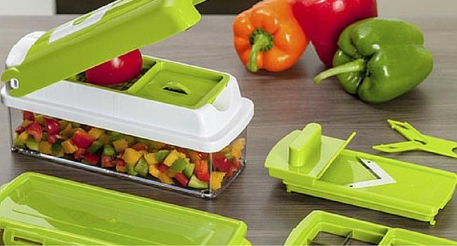Le coupe légumes instantané
