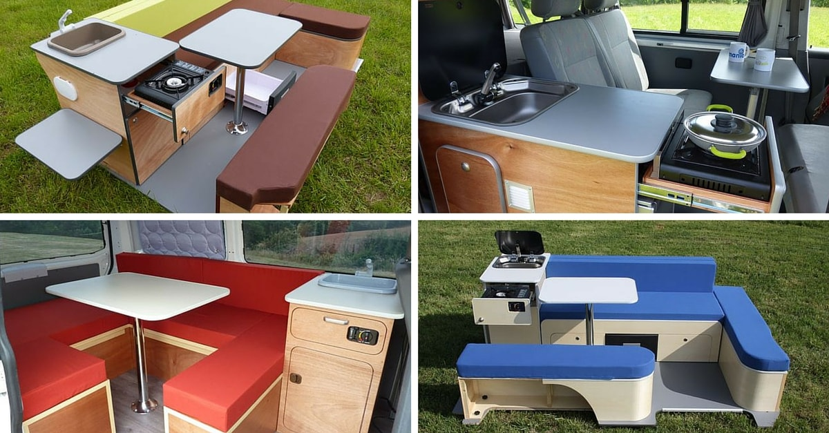 aménagements de vans et camping-car