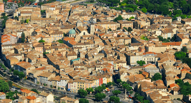 Apt-village-Luberon