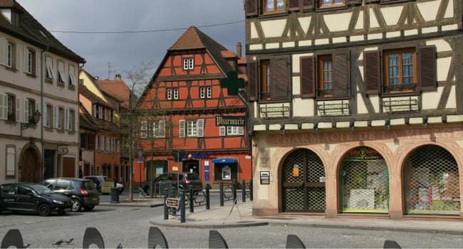 La Route des Vins d'Alsace en camping-car_Molsheim