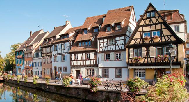 La Route des Vins d'Alsace en camping-car_Colmar