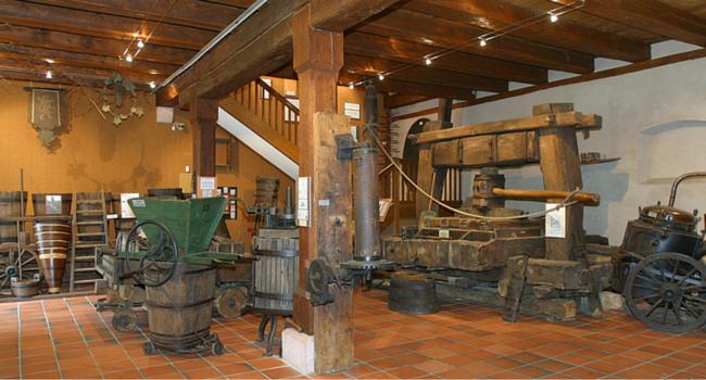 La Route des Vins d'Alsace en camping-car_Musée_Vin