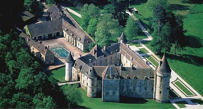 Le chateau de Bazoches