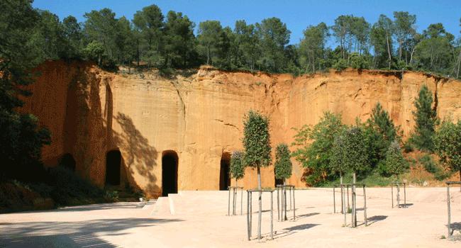 MINES-D'OCRE-DE-BRUOUX