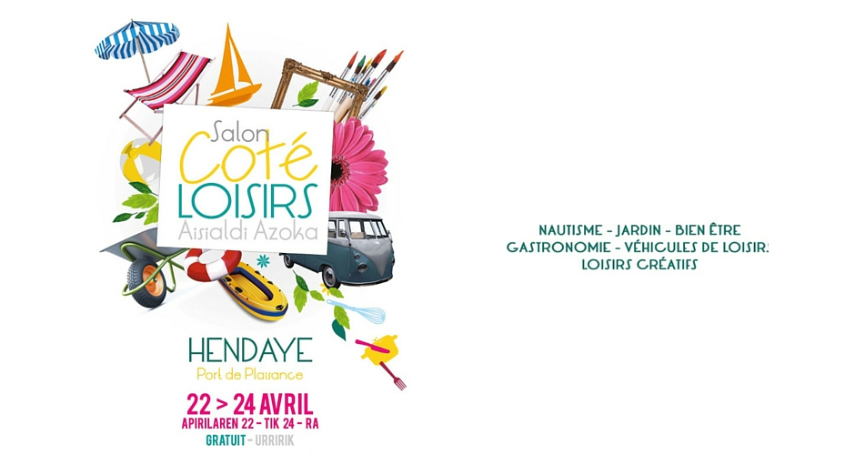 Salon Coté Loisirs Hendaye 2016