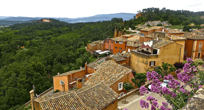 Village-Roussillon