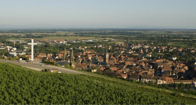 La Route des Vins d'Alsace en camping-car_Obernai