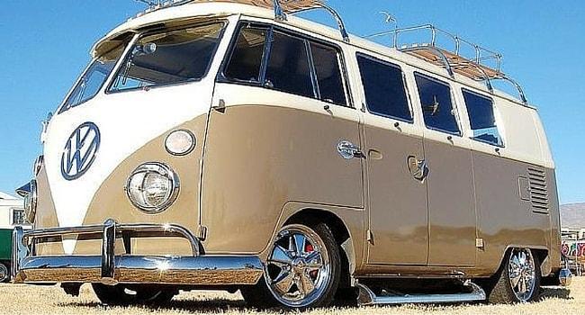 Combi VW Chrome 2