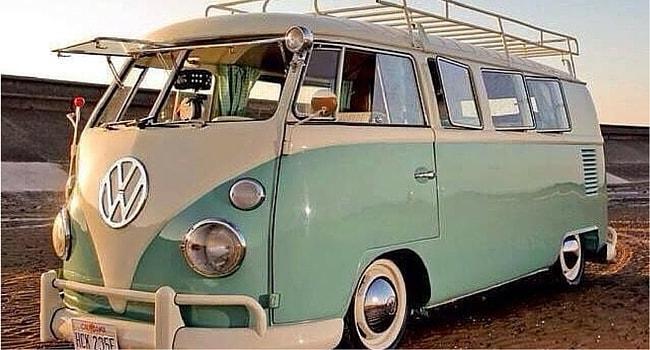 Combi VW chrome