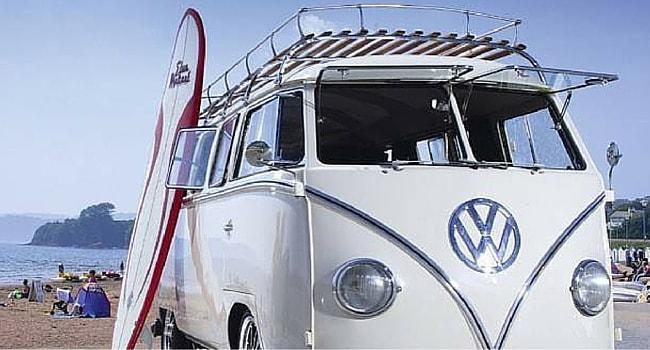 Combi VW et Surf