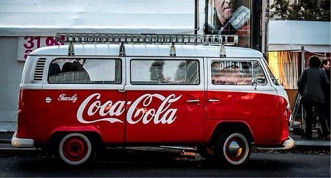 Comi VW Coca Cola