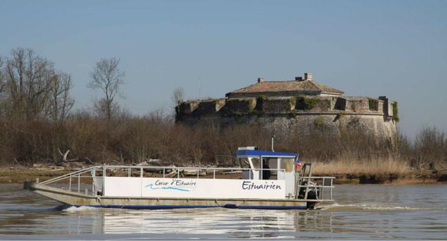 La route des vins du Médoc en camping-car_Estuaire-Gironde