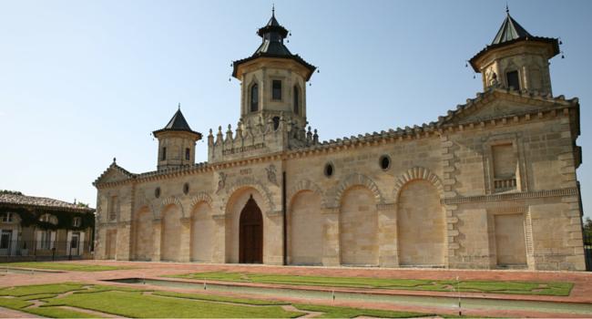 La route des vins du Médoc en camping-car_Château_Cos_Estournel