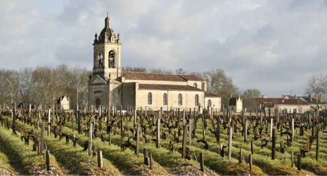 La route des vins du Médoc en camping-car_Eglise_Margaux