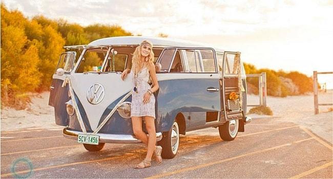 Style de vie combi VW
