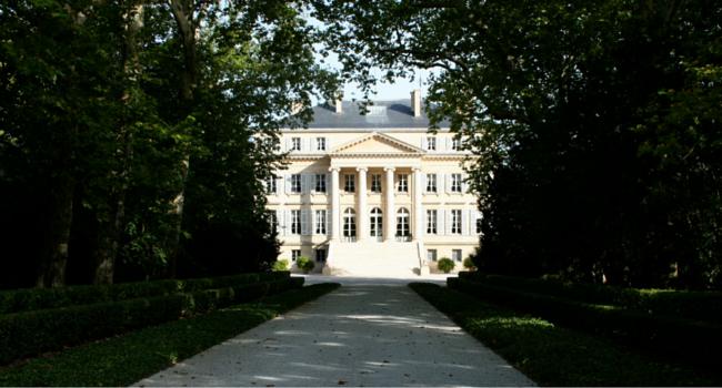 La route des vins du Médoc en camping-car_Chateau-Margaux
