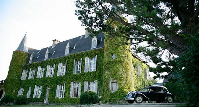 La route des vins du Jurançon en camping-car_Château-de-Pau