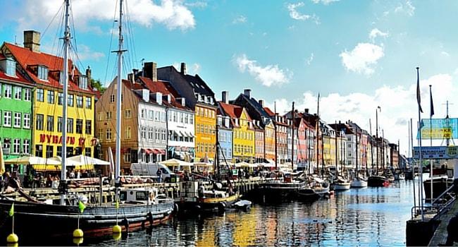 le canal de Nyhavn
