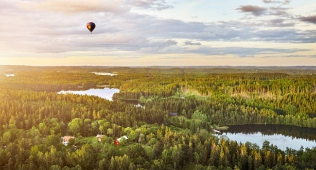 Preparer son voyage en Scandinavie en camping-car