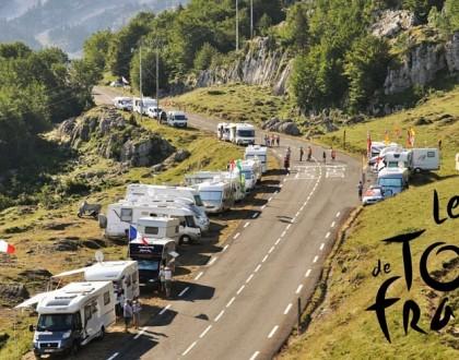 Le tour de France en camping-car 2016