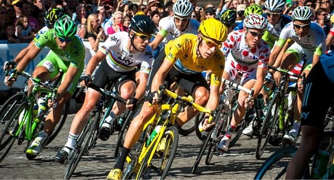 Tour de France en camping-car