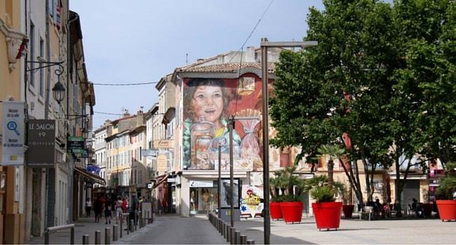 Centre-ville-Montelimar