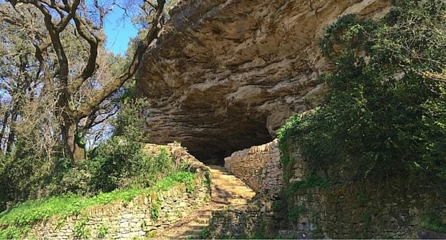 grotte-Rochecourbière-Grignan