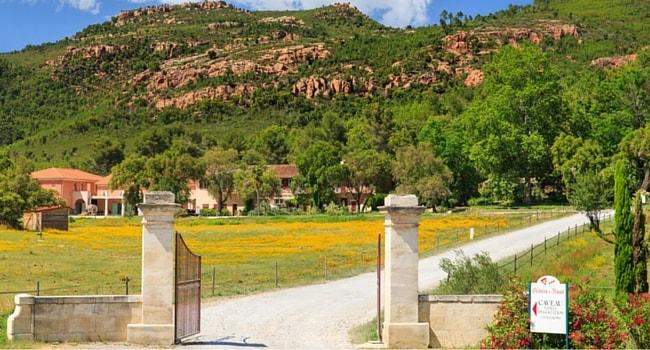 La route des vins de Provence en camping-car_Château-rouet-Le-Muy