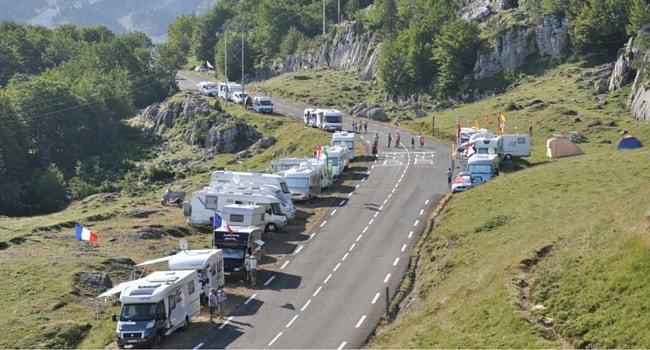 camping-cars tour de france