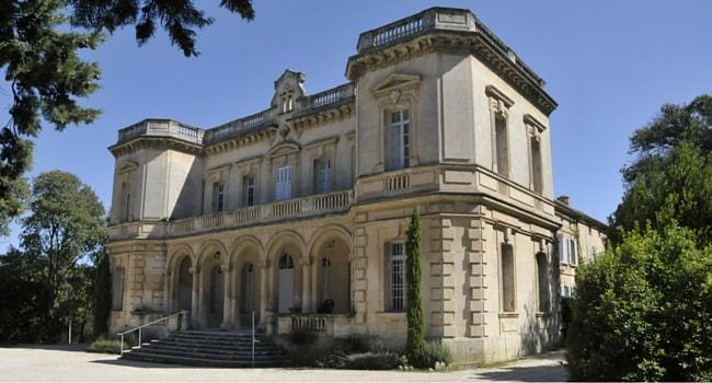 Chateau de Montauban Fontvieille