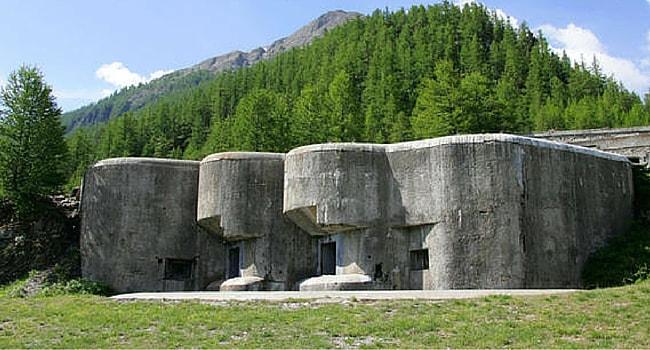 Fort Roche de la croix campingcar