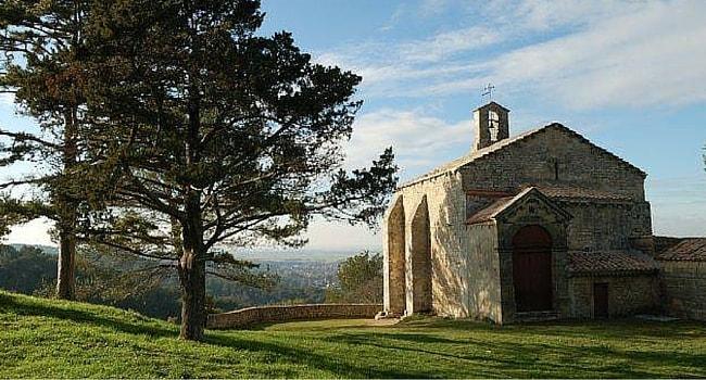 La chapelle Notre Dame du Chateau Saint Étienne du Gres
