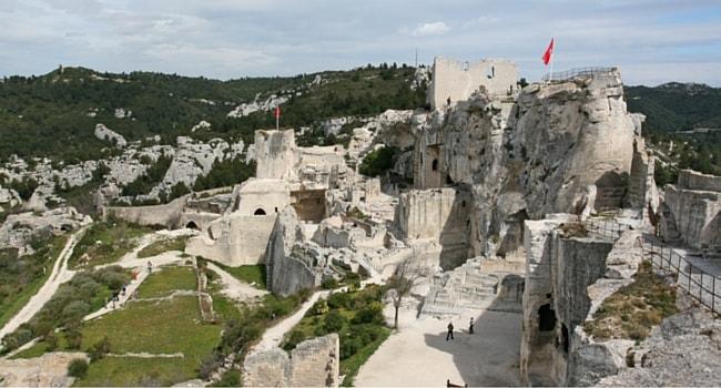 Le Chateau des Baux de Provence