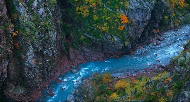 Les Gorges du Daluis
